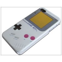 Games Design Hard Back Case for Apple iPhone 4 4G 4s AT&T and Verizon Grey