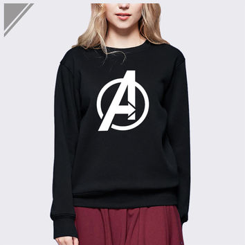 New Year Women's Winter Coats Avengers Printed Colorful Clothes For Women Avengers Hoodies For Women Prom Dresses Plus Size Belt