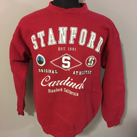 Stanford University Sweatshirt, Size: Medium