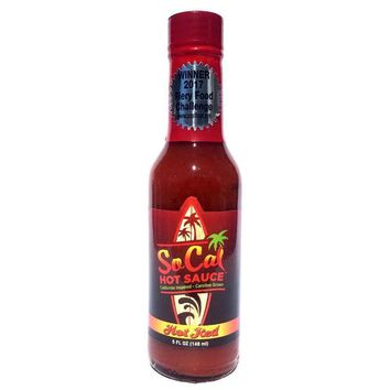 Hot Red SoCal Hot Sauce