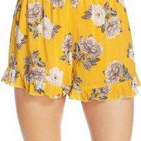 MINKPINK 'Spread Like Wildflowers' Cover-Up Shorts | Nordstrom