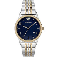 Emporio Armani Men's Classic 3-Hand Date Watch - Gold