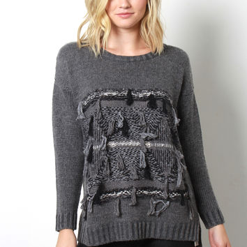 Heartloom Birch Sweater