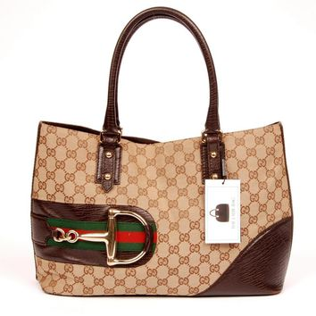 Gucci Horsebit Hasler Guccissima 5647 (Authentic Pre-owned)