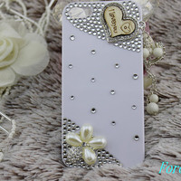 iphone case i phone 4 4s 5 case cool cute iphone4 by Forever100