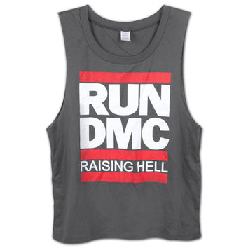 "Run-DMC ""Raising Hell"" Tank Top"