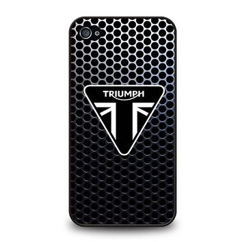 TRIUMPH MOTORCYCLE LOGO iPhone 4 / 4S Case Cover