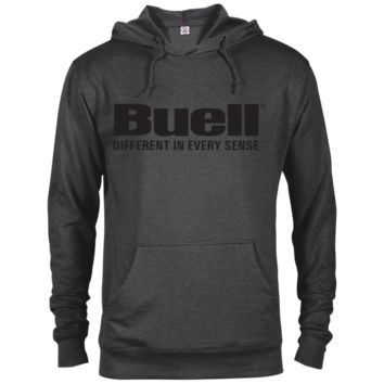 The Buell Hoodie - Black
