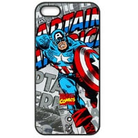 Anymode Marvel Comics Captain America Hard Case for Apple iPhone 5/5s