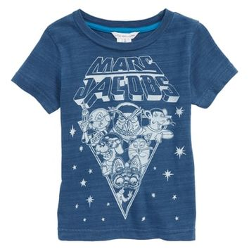 LITTLE MARC JACOBS Space T-Shirt (Toddler Boys, Little Boys & Big Boys) | Nordstrom