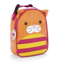 Skip Hop Zoo Lunchies Insulated Lunch Bags, Cat
