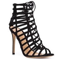 Gianvito Rossi Cage Bootie - The Webster - Farfetch.com