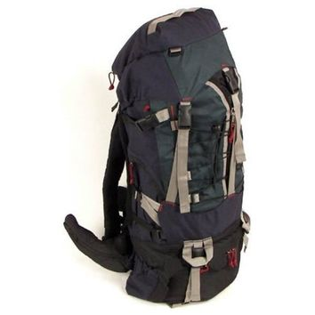 7000ci Internal Frame Camping Hiking Waterproof Backpack