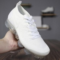 Nike Air Vapormax Triple White Running Shoes 849558-100 - Beauty Ticks
