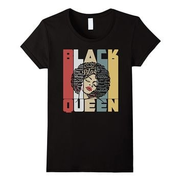 Black Queen - Afro - Women's T-shirt