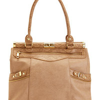 Olivia + Joy Handbag, Swanky Satchel - All Handbags - Handbags & Accessories - Macy's