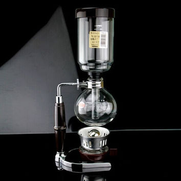 3/5 cups Japan style Siphon coffee maker/ Hario Siphon maker/Tea Siphon pot
