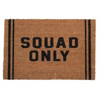 Squad Only Doormat