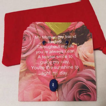 Your Own Words, Personalized Card, Quote or Scripture with any Jewelry Purchase