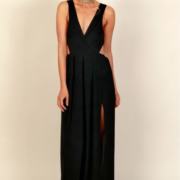 Poison Ivy Classic Gown Black