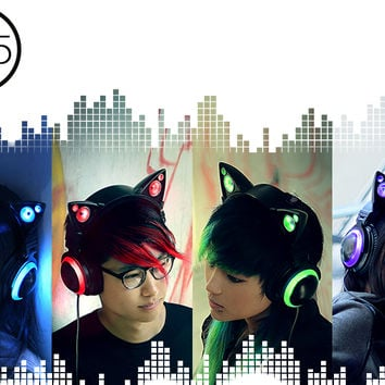 Axent Wear Cat Ear Headphones