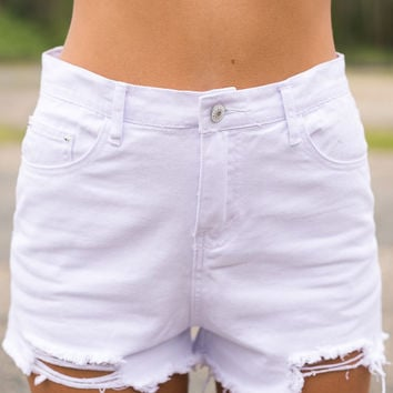 DUSTY ROAD SHORTS