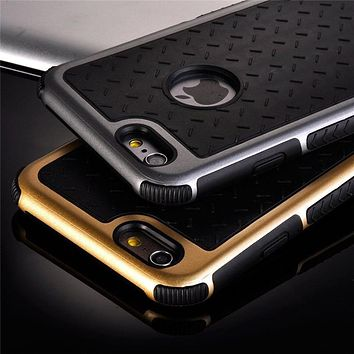 Ultra Thin Shockproof Case For Apple iPhone 5 5S SE 6 6S 7 7 Plus