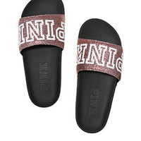 Single Strap Slide - PINK - Victoria's Secret