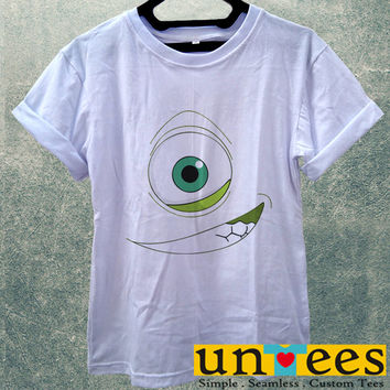 Low Price Women's Adult T-Shirt - Monster Inc design