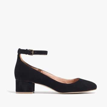 The Inez Ankle-Strap Shoe : | Madewell