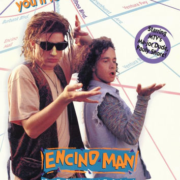Encino Man 11x17 Movie Poster (1992)