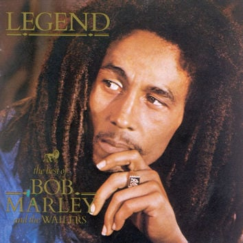 Bob Marley & The Wailers - Legend LP