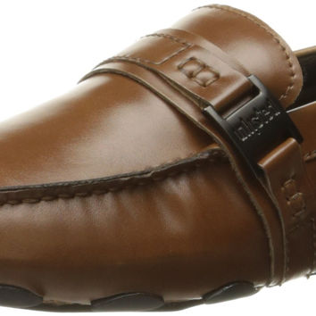 Kenneth Cole Unlisted Men's String Along New York Kalvin Fashion Sneaker Cognac 8.5 D(M) US '