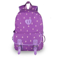 Hot Deal Comfort On Sale Back To School Casual Stylish College Summer Korean Bags Backpack [4915472964]