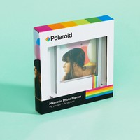 Polaroid Magnetic Photo Frame In Rainbow at asos.com