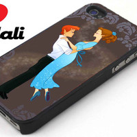 Disney Prom Peter Pan And Wendy iPhone 4/4s, 5, 5s, 5c, Samsung S2, S3, S4, iPod 4, 5