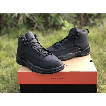 Air Jordan 12 Retro AJ12 WNTR Sport Shoes 41-47