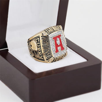 Crimson Tide Championship Ring 1992 Replica NCAA Alabama College Football National Rings Fashio