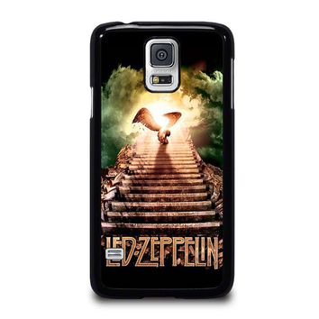 LED ZEPPELIN STAIRWAY TO HEAVEN Samsung Galaxy S5 Case Cover