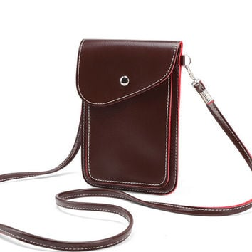 Retro Cell Phone Cross Body Bag Handbag Gift