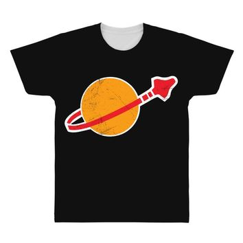 Lego Space Vintage All Over Men's T-shirt