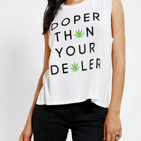 Urban Outfitters - Truly Madly Deeply Dope Muscle Tee