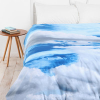Magical Thinking Cloud Duvet Cover