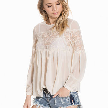 Marseilles Lace Top, French Connection