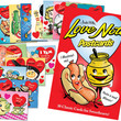 RETRO VALENTINE'S POSTCARD BOOK