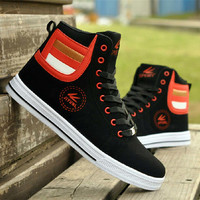 Men Casual High Top Fashion Sneakers Shoes