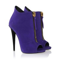 i37031 001 - Bootie Women - Shoes Women on Giuseppe Zanotti Design Online Store United States
