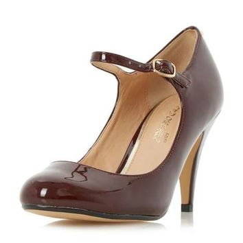 **Head Over Heels 'Agnes' mid heel shoes - Heels - Shoes & Boots