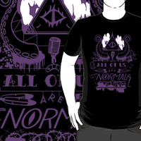 All of Us Are Normal by RulerofNothing