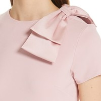 Ted Baker London Joyous Bow Shoulder Top | Nordstrom